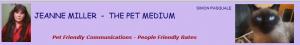 Jeanne Miller the Pet Medium