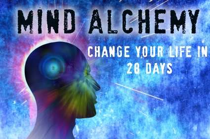 Change Your Life In 28 Days With Mind Alchemy